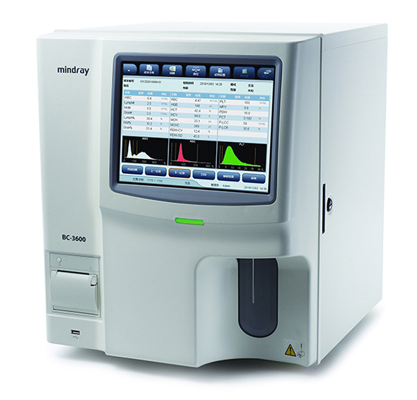 Mindray BC-3600 Auto Hematology Analyzer